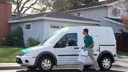 Google, treading into Amazon.com territory, is launching an experimental same-day delivery service for online purchases.