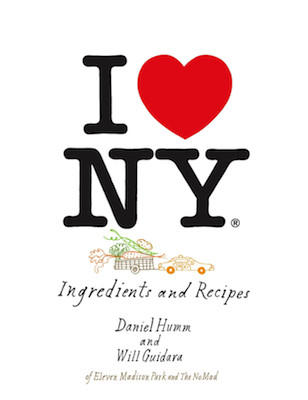 "In Daniel Humm's new cookbook ""I [Heart] NY"" the ingredients are, for the most part, recognizable."