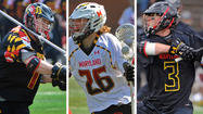 Finally on field together, starting midfielders drive Terps' success