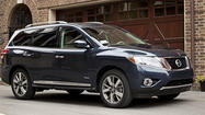 With the introduction of a new Pathfinder hybrid crossover at the New York Auto Show on Wednesday, Nissan signaled that it's going to once again move back into vehicles that have a combined gas and electric powertrain after nearly abandoning the technology to develop the all-electric Leaf compact car.