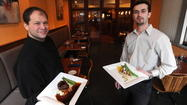 Longevity signals success when it comes to restaurants, so the River Grille's 10th anniversary this year establishes a good base for the Easton restaurant. My recent dinner there, however, took the score to the max.