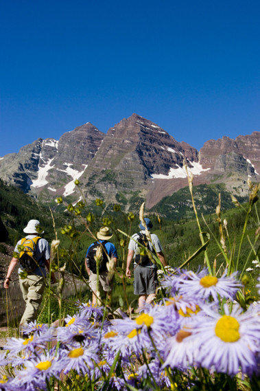 The Limelight Hotel in Aspen, Colo., offers hikers a new way to explore the local mountains.