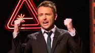 'The Nerdist' Chris Hardwick chooses between 'Doctor Who,' 'The Walking Dead'