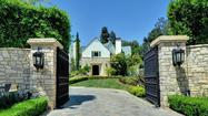 "A Beverly Hills home built for actor Bert Lahr, the Cowardly Lion in ""The Wizard of Oz,"" is back on the market, this time priced at $25.58 million."