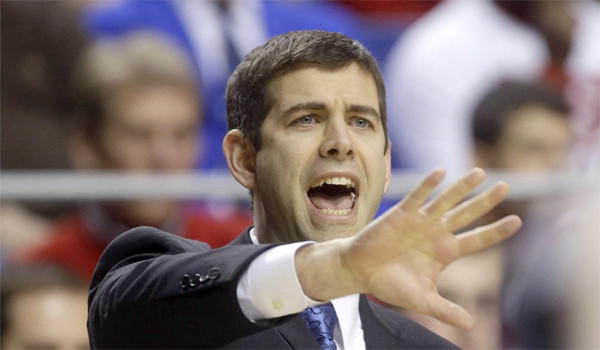Brad Stevens is reportedly high on UCLA Athletic Director Dan Guerrero's list of potential coaches for the Bruins basketball program.