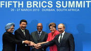Barely a decade old, the BRICS alliance forged to challenge Western-dominated global economic strategy may already have outlived its purpose.