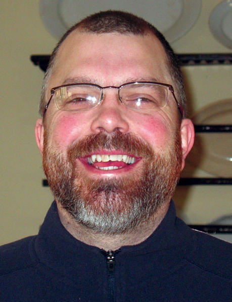 Jeremy Jones is running for mayor in Mercersburg, Pa., in 2013.