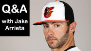 SARASOTA, Fla. — This time last year, right-hander Jake Arrieta was as excited as he had ever been about his professional career. At 26, he was about to be make his first Opening Day start for the Orioles, the only organization he had ever known.