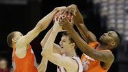 WASHINGTON (AP) - It took winning a national title for Syracuse coach Jim Boeheim to get over a late-shot loss to Indiana the last time the schools played in the NCAA tournament.