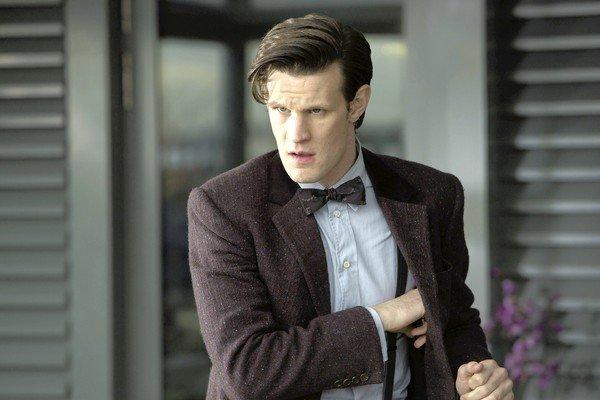 "Matt Smith is ""Doctor Who"" in the new season of the BBC show."