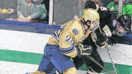 Notre Dame hockey: Johns shows he's more than tough