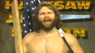 "<em>""Hacksaw"" Jim Duggan is wrestling at the Big Time Wrestling show at the Maryland Theater in Hagerstown on Friday night.  We were able to talk to him about what he's been doing since his last extended run with the WWE, as well as his memories of Wrestlemania over the years.</em>"