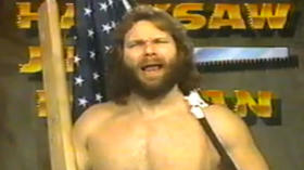 Q&A with 'Hacksaw' Jim Duggan, ex-WWE star wrestling in Hagerstown