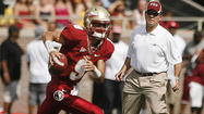 TALLAHASSEE -- If Florida State's regular season were to begin today, Friday, March 29, the Seminoles would be led onto the field by new starting quarterback Clint Trickett. Yep, you read that right, Clint Trickett.