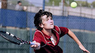 Photo Gallery: San Marino High School boys tennis vs. La Canada High School