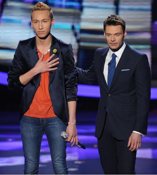 'American Idol' Season 12 best and worst moments: When Devin Velez was revealed to have the lowest votes of the Top 8 and the judges chose not to save him, host Ryan Seacrest got uncharacteristically indignant about it. Uh, pipe down, short stack. The judges learned their Pia Toscano lesson two years ago.