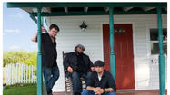 For its debut album, blues trio Southern Hospitality took to a New Orleans studio for five days and recorded 12 tracks in unison.