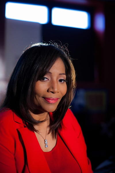 Melody Spann-Cooper, Chairman of Midway Broadcasting Corporation, which owns radio station WVON.