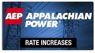 Appalachian Power is filing for rate changes that may increase electricity costs for homeowners in Virginia by about 1.5 percent as early as next year if approved.