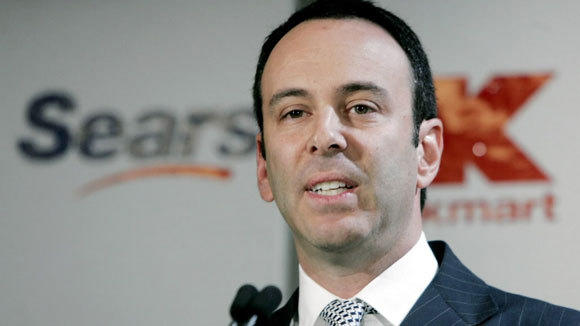 Edward Lampert, Sears CEO and majority shareholder, speaks at a conference in New York in 2004.