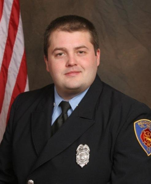 Jeffrey Scheuerer, 35, of Raritan Township, was fatal struck by a vehicle in the line of duty while working as a New Jersey Forest Fire Service firefighter Thursday, March 28, 2013.