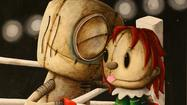 "Pop Gallery at Downtown Disney will host artist Fabio Napoleoni for the grand unveiling of exclusive original works in a show titled ""Captivating Love: Memorable Moments from the Movies that Touch the Heart."""
