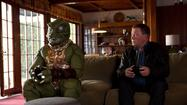Star Trek The Video Game has William Shatner battling the Gorn...again!