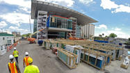 <b>Pictures: </b>Construction of the Dr. Phillips Center for the Performing Arts