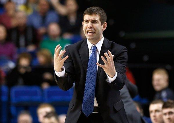 Despite interest from UCLA, Brad Stevens will remain coach at Butler.