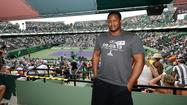 NFL player Bryant McKinnie