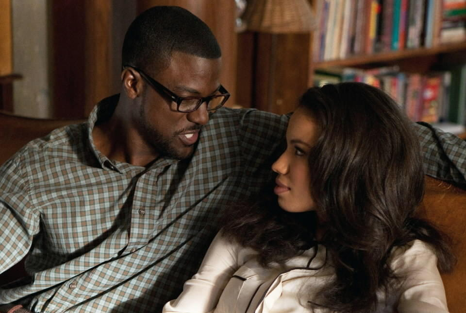 """<b>PG-13; 1:51 running time</b><br><br> The thing that made Tyler Perry rich is much in evidence in """"Tyler Perry's Temptation."""" It was called """"Confessions of a Marriage Counselor"""" when he toured with it on stage. There's no Madea here. But the women are beautiful, serious about clothes, makeup, hair and church.<br><br><a href=http://www.chicagotribune.com/entertainment/movies/sc-mov-0329-temptation-20130330,0,7637858.story>Read the full """"Temptation"""" movie review</a>"""