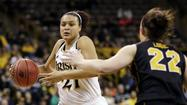 McBride at best at end of season for Notre Dame