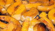 A true workhorse of a vegetable, butternut squash is always on my shopping list and in my inventory when it's available.