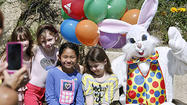 Photo Gallery: Crescenta-Canada Family YMCA's annual Easter Egg Hunt