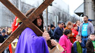 PICTURES: Good Friday in Allentown