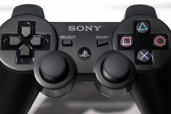 California is considering setting energy efficiency standards for video game consoles and 14 other products. Above, a wireless controller for the Sony PlayStation 3.