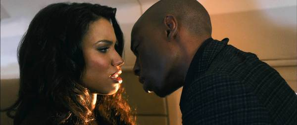 "Jurnee Smollett-Bell and Robbie Jones star in ""Tyler Perry's Temptation."""