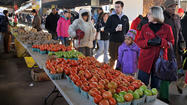 Event info: Baltimore Farmers' Market