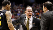 Gregg Marshall has plenty on his mind at the moment, what with his Wichita State team getting ready to play Ohio State in the NCAA West Regional final on Saturday at Staples Center.
