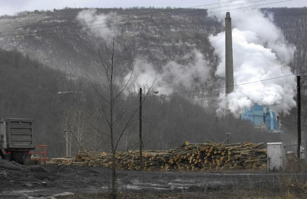 Paper mill in Luke owned by New Page Corp. would have retained revenues from renewable energy credits, but opposed the bill anyway, along with the rest of the paper industry.