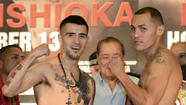 Brandon Rios says he learned all he needs to know about his opponent Mike Alvarado by battling him through seven vicious rounds in October.