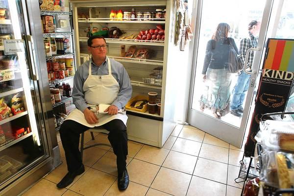 Rabbi Menachem Weiss is the new kosher supervisor at Doheny Glatt meat market.