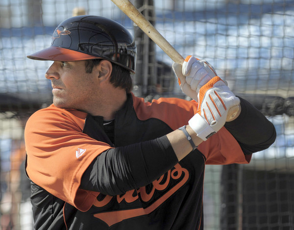 Projected Orioles 25-man roster - Second baseman: Brian Roberts