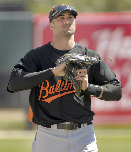 Projected Orioles 25-man roster - Right fielder: Nick Markakis