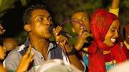 In Somalia, music festival aims to spread peace