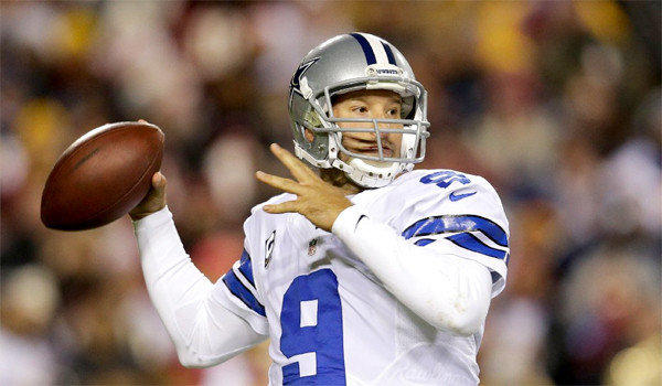 Tony Romo and the Dallas Cowboys signed a six-year, $108-million contract extension on Friday.