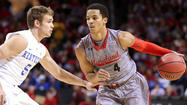 The Terps men's basketball team will play its first game next season on Nov. 8 against Connecticut at the Barclays Center in Brooklyn, N.Y., sources said Friday night.