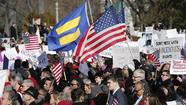 Even U.S. Supreme Court justices care what people think about them, experts say. In their current same-sex marriage cases they fear a big public backlash if they overreach. But history shows such fears to be greatly exaggerated when a controversial decision's time has come.