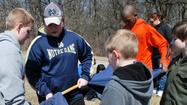 Scouts' Spring Break Hike Includes Surprise Mock Emergency Response