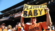 Baltimore baseball fans flocked back to Camden Yards and merrily decorated themselves in orange and black as the Orioles authored baseball's most surprising story of 2012.